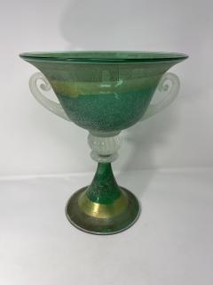 Scavo Murano Glass Urn by Gambaro - 2132806