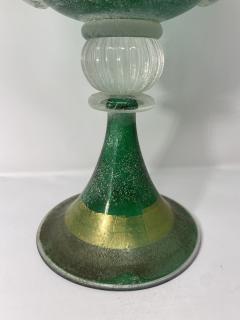 Scavo Murano Glass Urn by Gambaro - 2132807