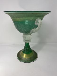 Scavo Murano Glass Urn by Gambaro - 2132809