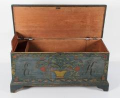 Schoharie County New York State Blanket Chest - 639390