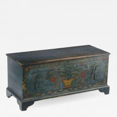 Schoharie County New York State Blanket Chest - 639646