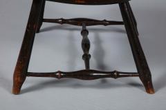 Scottish Darvel Comb Back Windsor Armchair by Hugh Shields - 1822026