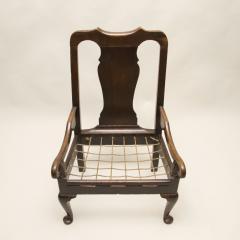Scottish Fireside Lambing Chair circa 1760 - 80149