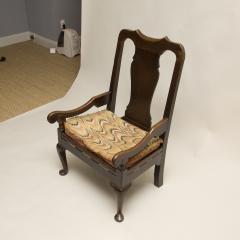 Scottish Fireside Lambing Chair circa 1760 - 80152