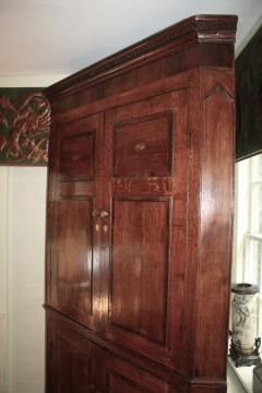 Scottish George III Period Corner Cabinet - 1464416