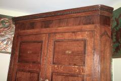 Scottish George III Period Corner Cabinet - 1464417