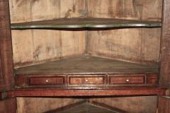 Scottish George III Period Corner Cabinet - 1464422