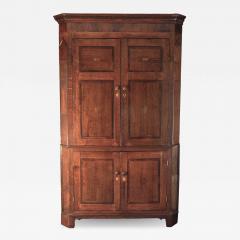 Scottish George III Period Corner Cabinet - 1464974