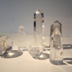 Sculpted Rock Crystal - 667874