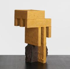 Sculpted Side Table Human Element VI Collin Velkoff - 763097