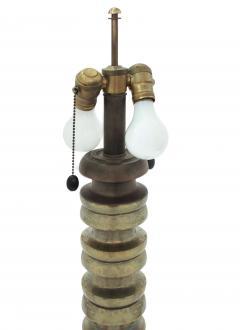 Sculptural Bronze Floor Lamp - 205269