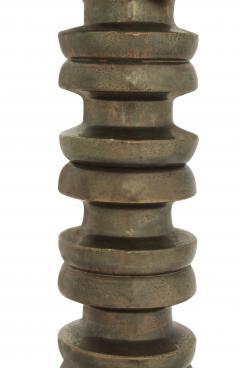 Sculptural Bronze Floor Lamp - 205270