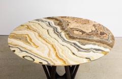 Sculptural Center Table - 1618968