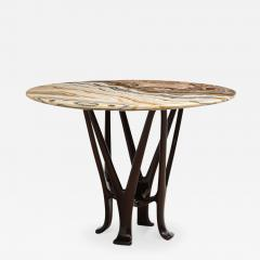 Sculptural Center Table - 1698645