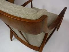 Sculptural Craft Lounge Chairs - 368781
