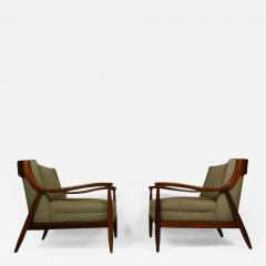 Sculptural Craft Lounge Chairs - 370422
