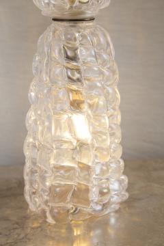 Sculptural Glass Blown Table Light - 1293905