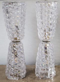 Sculptural Glass Blown Table Light - 1293911