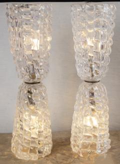 Sculptural Glass Blown Table Light - 1293915
