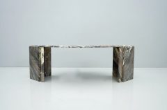 Sculptural Marble Coffee Table Italy 1970s - 1774999