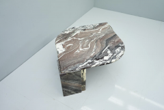 Sculptural Marble Coffee Table Italy 1970s - 1775006