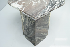 Sculptural Marble Coffee Table Italy 1970s - 1775007