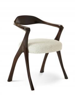 Sculptural Modernist Armchair by Newman Krasnogorov - 960263
