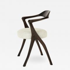 Sculptural Modernist Armchair by Newman Krasnogorov - 961197