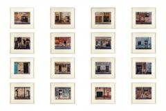 Sean Scully Sean Scully Merida Series of 16 photographs Signed 2001 - 992829
