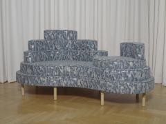 Sebastian Menschhorn BATIKI Fortuny chaise longue - 1294591