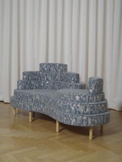 Sebastian Menschhorn BATIKI Fortuny chaise longue - 1294592