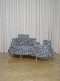 Sebastian Menschhorn BATIKI Fortuny chaise longue - 1294593