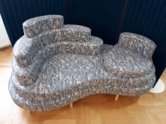 Sebastian Menschhorn BATIKI Fortuny chaise longue - 1298458