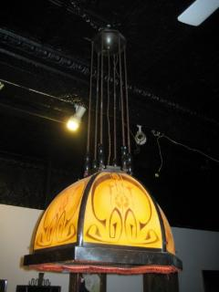Secessionist Chandelier - 640274