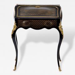Secretary Bonheur Du Jour Ladies Writing Desk 19th Century France - 171458
