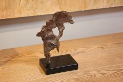Seen Dennison Bronze Sculpture - 2029762