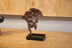 Seen Dennison Bronze Sculpture - 2029763