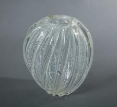 Seguso Murano Italian Glass Vase - 342377