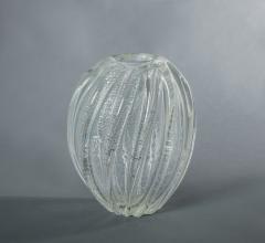 Seguso Murano Italian Glass Vase - 342379
