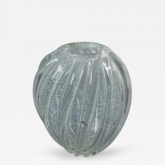 Seguso Murano Italian Glass Vase - 342743