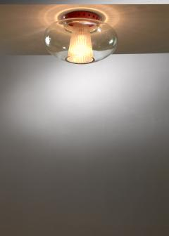 Seguso Vetri d arte Pier Luigi Colli flush mount ceiling lamp for Seguso - 1449856