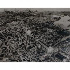 Selection of Framed Original 1939 New York World s Fair Photographs - 181493
