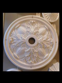 Selection of Plaster Ceiling Medallions - 768337