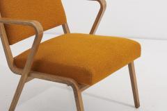 Selman Selmanagic Easy Chairs by Selman Selmanagic for VEB Deutsche Werkst tten Hellerau DDR 1950 - 1504574