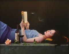 Serendipity Contemporary Figurative Giclee Print by Dario Campanile - 2011891