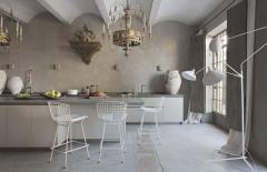 Serge Mouille Editions Serge Mouille Lampadaire 3 Bras Pivotants Floor Lamp - 1668500