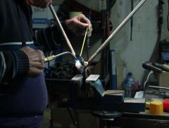Serge Mouille Editions Serge Mouille Lampadaire 3 Bras Pivotants Floor Lamp - 1668504