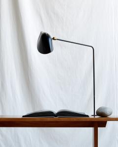 Serge Mouille ORIGINAL SERGE MOUILLE AGRAF E DESK LAMP - 2087287