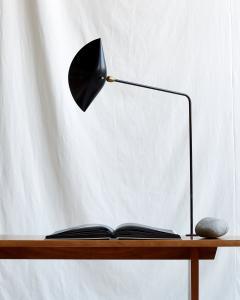 Serge Mouille ORIGINAL SERGE MOUILLE AGRAF E DESK LAMP - 2087291