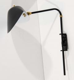 Serge Mouille Serge Mouille Single Antony Wall Sconce - 1111952